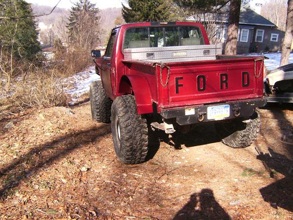 2006 Ford F250 >> Cab_Swap