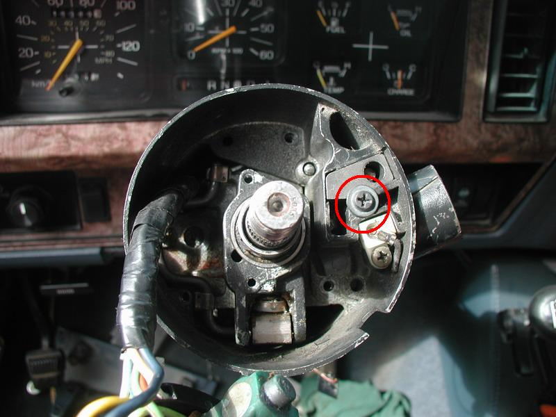 service manual  steering wheel removal 1989 ford bronco