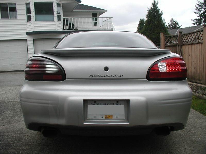 2002 Pontiac Grand Prix Gt Tail Lights | Go4CarZ.com